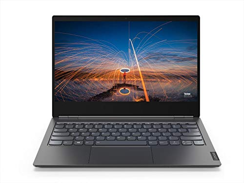 Lenovo ThinkBook Plus 13.3' FHD Laptop - Intel Core i5-10210U (4 Core, 4.2GHz), 16GB DDR4, 512GB SSD, Intel UHD Graphics, WIFI 802.11ac & BT 5.0, Windows 10 Pro - UK Keyboard Layout - 20TG000RUK