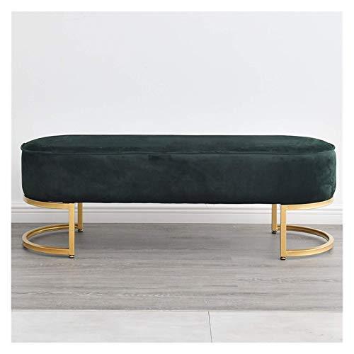 ZFFSC Sofá Perezoso WSZMD Bed de Terciopelo Moderno Ottomanos de la Entrada del sofá de la Sala de Estar de la Sala de Estar de la Sala de Estar cómoda de la Sala de Estar Puf, sofá Cama (co