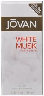 White Musk/Jovan Cologne Spray 3.25 Oz (W)