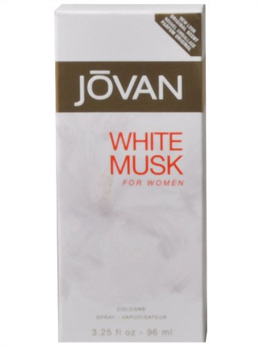 Jovan White Musk Cologne Spray 3.25 Oz