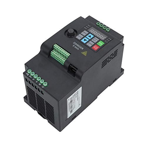 4kw 380V SKI780-4D0G-4 Amplificador de entrada de 3 fases; Salida Universal Motor VFD Convertidor de frecuencia Inver