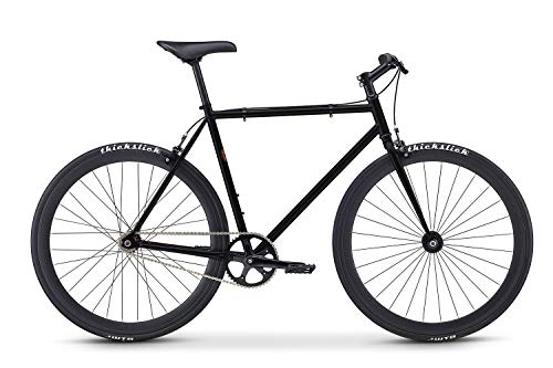 Fuji Declaration Urban/Singlespeed Bike 2019 (55cm, Satin Black)