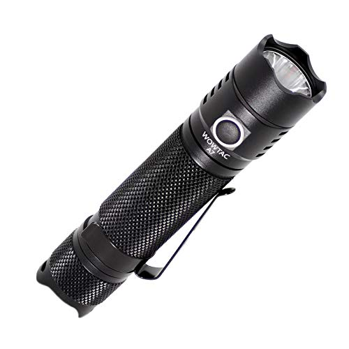 WOWTAC A7 EDC Tactical Flashlight 1047...