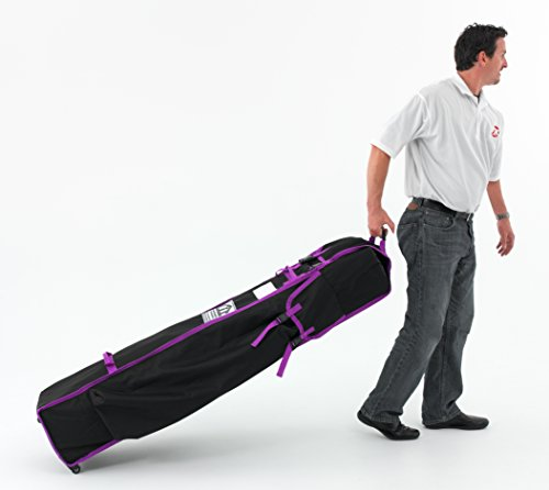 Impact Canopy Roller Bag for Pop Up Canopy Tent, Wheeled Storage Bag with Handles for 10 x 10 Canopy - Roller Bag Only