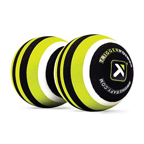 【日本正規品】トリガーポイント(TRIGGERPOINT)マッサージボールMB2ローラー首・背中用筋膜リリースストレッチボールグリーン03314