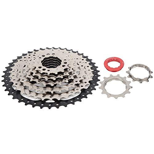 Cosiki 𝐖𝐞𝐢𝐡𝐧𝐚𝐜𝐡𝐭𝐬𝐠𝐞𝐬𝐜𝐡𝐞𝐧𝐤 Professionelles 8-Gang 42T Robustes und langlebiges Fahrradschwungrad, Fahrradzubehör, Rennrad für Mountainbikes