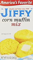 Jiffy Muffin Mix, Corn, 8.5 Oz