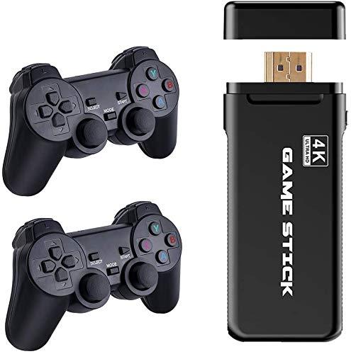Theoutlettablet@ - Game Stick Hdmi +3000 Juegos conexión Hdmi Consola Maquina Arcade Video Gamepad -