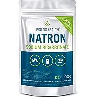 Polvo de Soda Bicarbonato de Sodio Alimentario - Calidad de los alimentos 1.000g