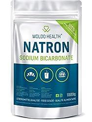 Food grade soda powder 1kg - in resealable bags