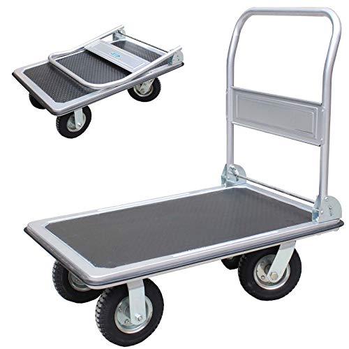 Baumarktplus -  1x Plattformwagen