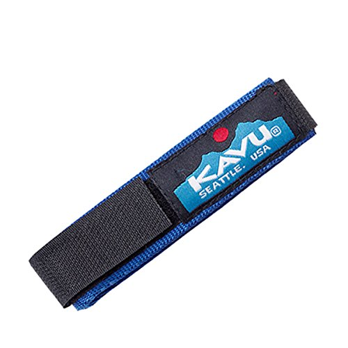 (カブー)KAVU ウォッチバンドソリッド Blue Lサイズ 11863003139007