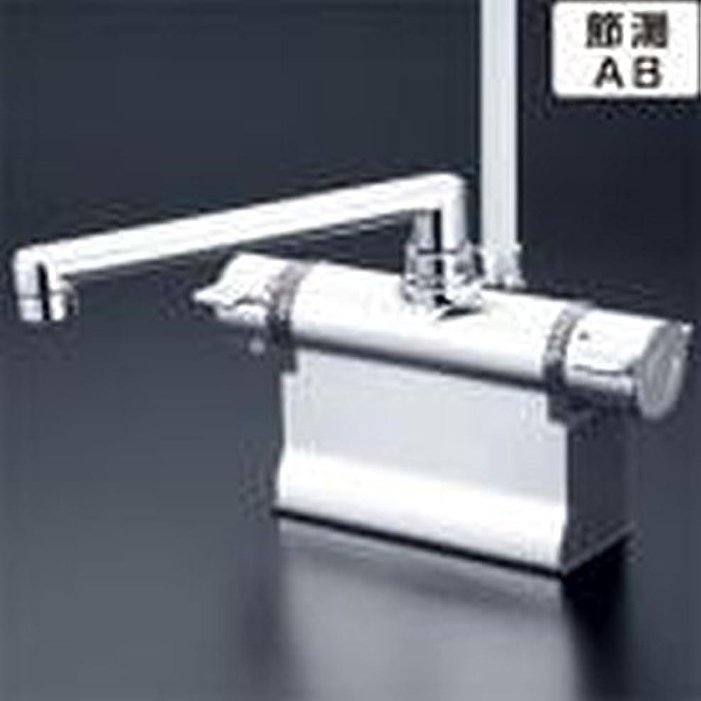 ディレクター苦しむ遠洋のKVK デッキ形サーモスタット式シャワー混合水栓 ワンストップシャワー付 KF3011TS2