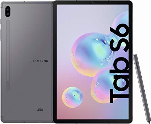 Samsung Galaxy Tab S6 LTE 128GB - 6GB RAM - grau