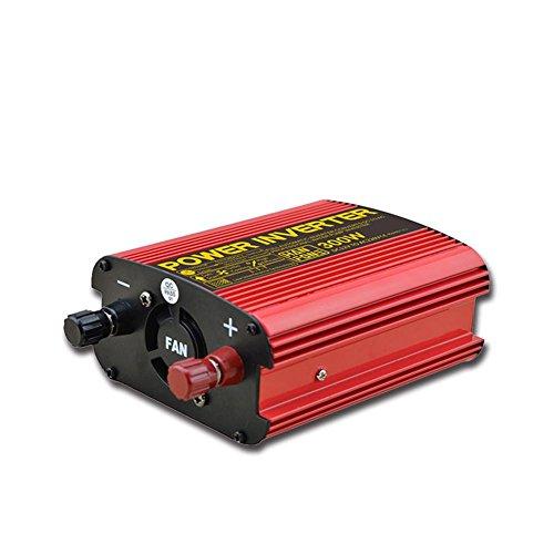 Convertisseur BQ, Inverseur de puissance 300W DC 12V à AC 110V Transformateur tension de voiture Briquet de cigarette Chargeur de voiture USB