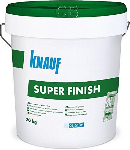 Knauf Super Finish - Allzweckspachtelmasse 20 kg