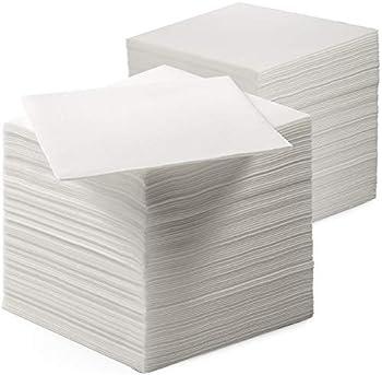 200-Pack BloominGoods Linen-Feel Lunch Napkins