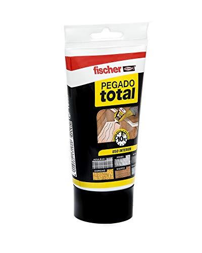 Fischer Pegado Total/ (Tubo de 150 ml), 514855, Beige