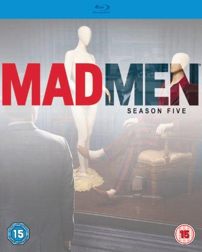 Mad Men Season 5 [Blu-ray] UK-Import