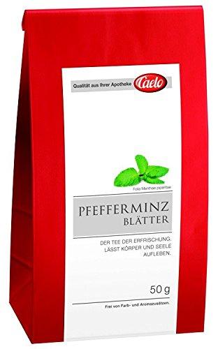 Pfefferminzblätter Tee Caelo HV-Packung