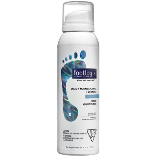 Footlogix Daily Maintenance Formula 2 (4.2 oz) by Footlogix