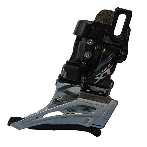Shimano Deore XT Down Swing FD-M8025D6 Dual Pull - Desviador para bicicleta (66 - 69 grados)