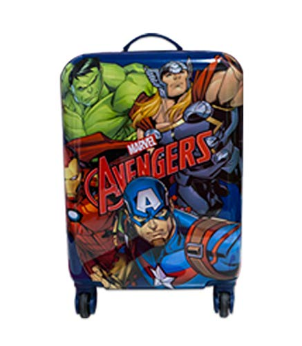 Maleta Trolley ABS Los Vengadores Marvel 4r 48cm