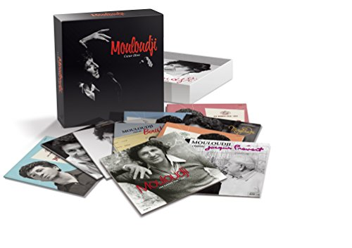 Mouloudji - Un Coeur Libre - Coffret 13 CD avec titres inédits