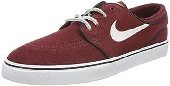 Nike Men s Zoom Stefan Janoski Og Skateboarding Shoes Red Red Earthwhiteblackgum Med Brown 8
