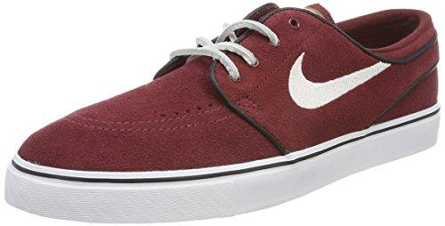 Nike Men's Zoom Stefan Janoski Og Skateboarding Shoes, Red Red Earthwhiteblackgum Med Brown, US:6.5