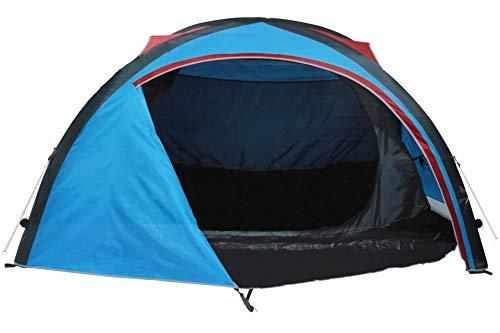 Crivit 2-Personen Zelt, aufblasbar, incl. Tasche