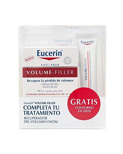 Eucerin Volume Filler Crema Día Piel Seca FPS15 50ml + Regalo Contorno Ojos