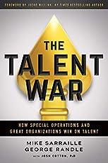 Image of The Talent War: How. Brand catalog list of Lioncrest Publishing.