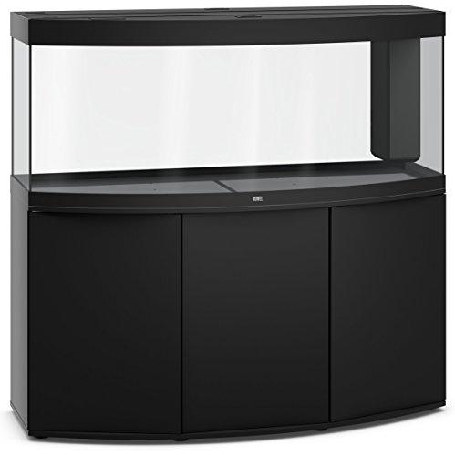 Juwel Aquarium 10351 Vision 450 LED, mit Unterschrank SBX, schwarz