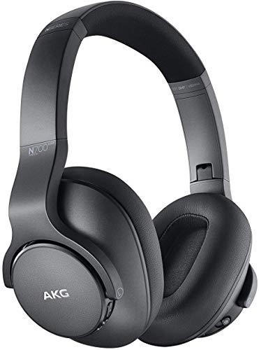 【AKG公式ストア】AKG ワイヤレス ノイズキャンセリング ヘッドホン N700NCM2 Bluetooth 4.2 AAC SBC 対応 AKGN700NCM2BTBLK-E2