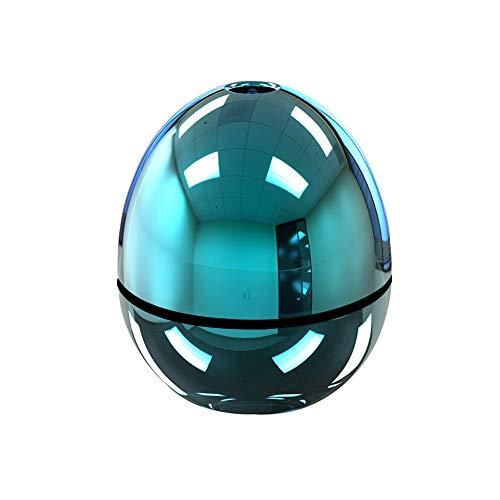 Sallydream Humidificador Aromaterapia Ultrasónico,USB Difusor De Aceites Esenciales,Purificar El Aire Y Mejorara Portátil Atomizador del Humectador HogarRosado (Azul)
