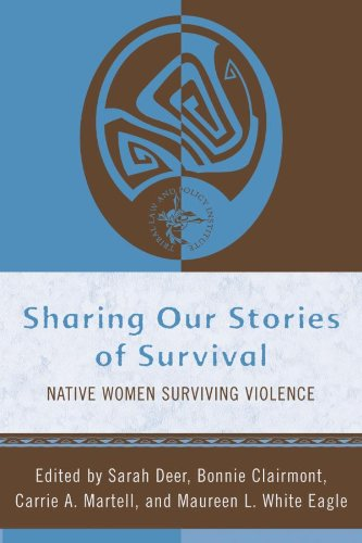 Sharing Our Stories of Survival: Native Women Surviving Violence (Tribal Legal Studies Book 3) (English Edition)