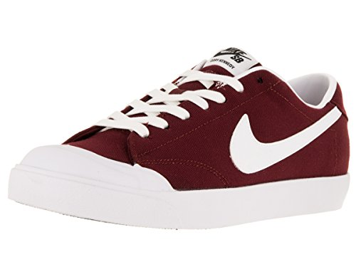 Nike ZOOM ALL COURT CK mens skateboarding-shoes 806306-610_9 - TEAM RED/BLACK/WHITE