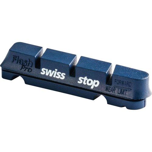 SwissStop Flash Pro - Pastillas de freno para bicicleta (4 unidades)