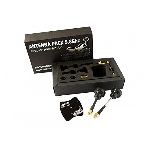 Menace Antenna Pack 5.8Ghz RHCP