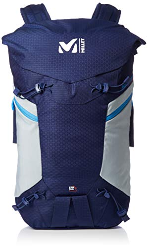 MILLET PROLIGHTER SUMMIT 18, Mochila Unisex Adultos, Multicolor (Blue Depth/High), 25x56x55 cm (W x H x L)