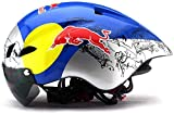 casco red bull bici