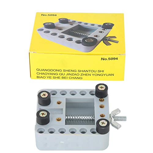 Herramienta de reparación de relojes fácil de usar, para trabajadores de reparación de relojes, para fabricantes de relojes