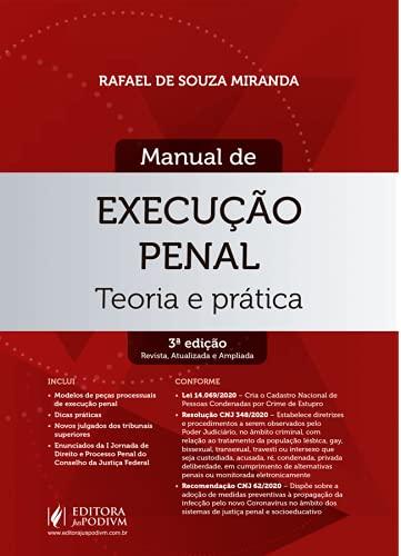 Manual de Execução Penal: Teoria e Prática