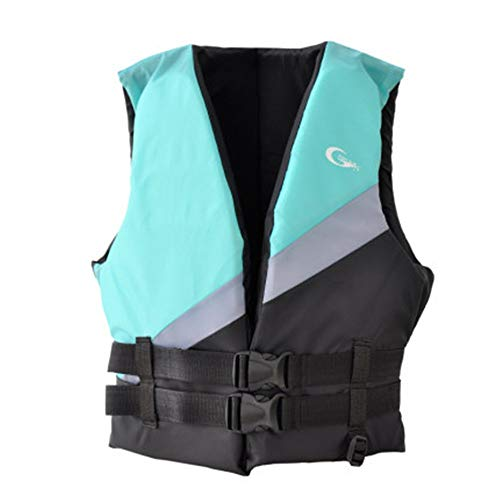 Why Should You Buy QERNTPEY Life Jacket Buoyancy Vest Fashion Drifting Surfing Portable Life Jacket ...