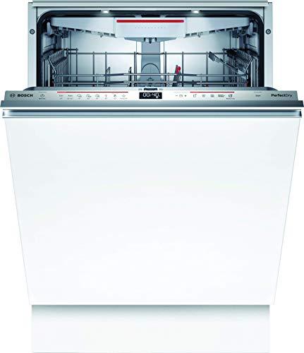 Bosch SBV6ZCX49E Serie 6 XXL-Geschirrspüler Vollintegriert / A+++ / 60 cm / 92,5 cm Nischenhöhe / 237 kWh/Jahr / 14 MGD / SuperSilence / TimeLight / Zeolith® / VarioSchublade / Home Connect