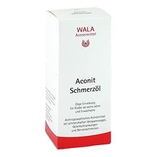 WALA Aconit Schmerzöl, 100 ml Öl