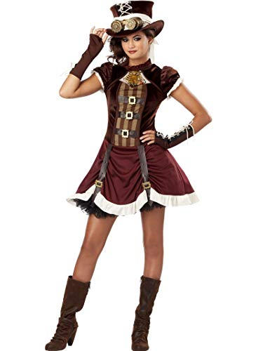 diy steampunk girl costume