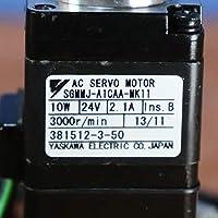 Σ-IIシリーズ サーボモータ SGMMJ-A1CAA-MK11 10W 24VDC