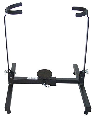 Bariton Ständer, schwarz - Instrumentenständer für Bariton - klangbeisser